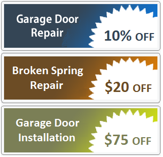 Garage-Door-Repair Service